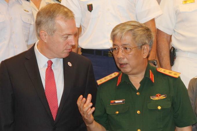 US willing to support Vietnam's peacekeeping activities: ambassador