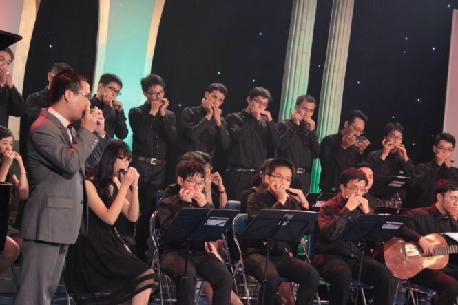 Vietnam Harmonica Orchestra joins int'l fest for first time
