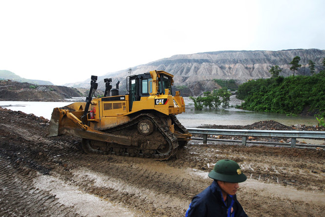 31,000 soldiers on standby to cope with floods in northern Vietnam
