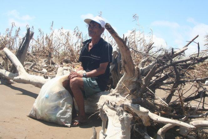 Land erosion, depression 'burying' Vietnam's granary