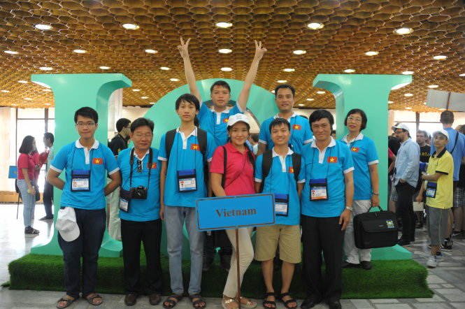 Vietnam students make greatest achievement at int'l informatics Olympiad in 15 years
