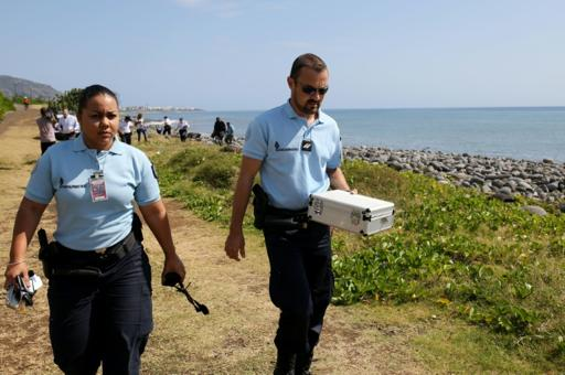 New 'metallic debris' found on La Reunion island: legal source