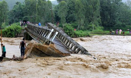 20 people feared dead in northeast India landslide: official