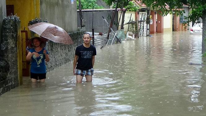 22 killed in floods over seven days in northern Vietnam