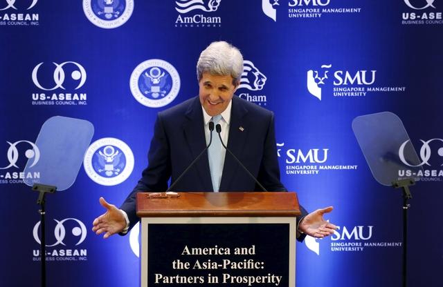 Kerry: good progress made on Pacific trade deal despite talks failure