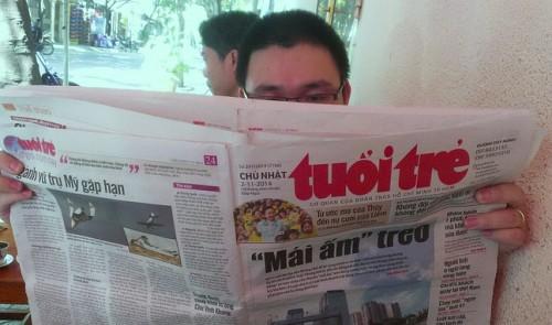 Breakfast @ Tuoi Tre News – August 8