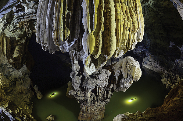 Apart from Son Doong, Vietnam's Quang Binh Province also has these amazing caves