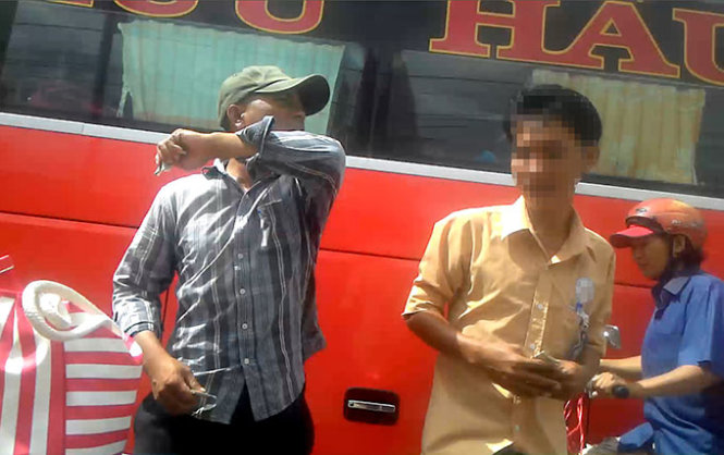 Underground gangs mugging bus drivers on way out of Ho Chi Minh City