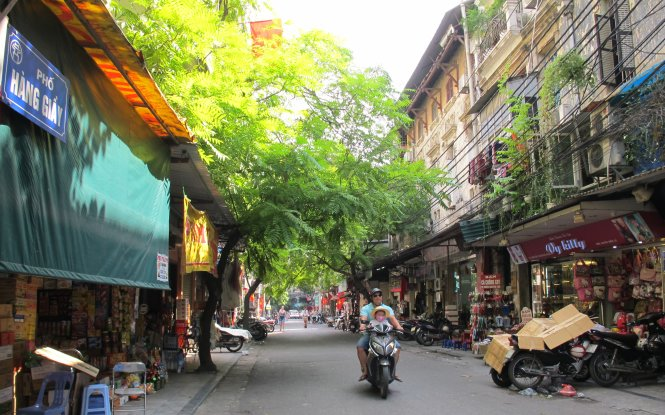 Experts blast plan to have stone-paved streets in Hanoi's Old Quarter
