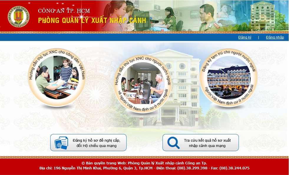 Ho Chi Minh City launches online service to grant passports in 8 days