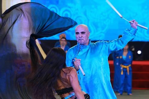The Vietnamese martial arts career of an international grand master
