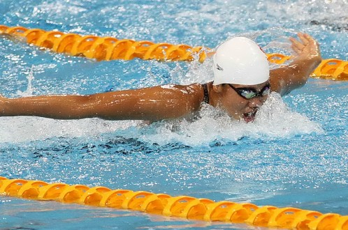 Rising star Anh Vien wins Vietnam's first Swimming World Cup medal
