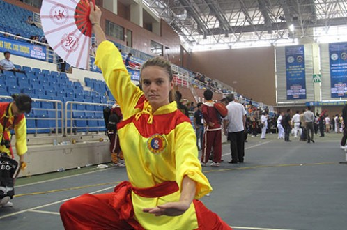 First int'l fest of Vietnamese martial arts wraps up in Hanoi