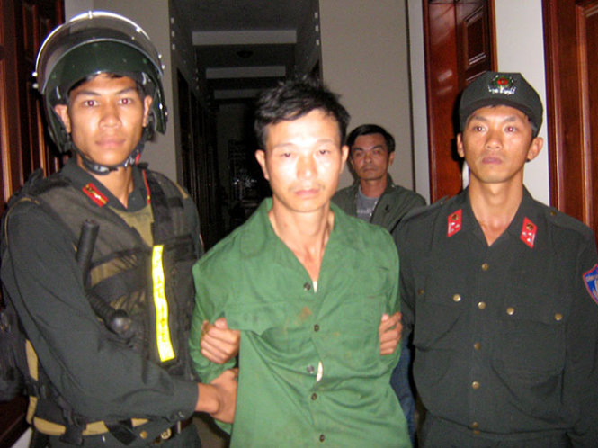 Drunk man slashes seven people, leaving four dead in central Vietnam