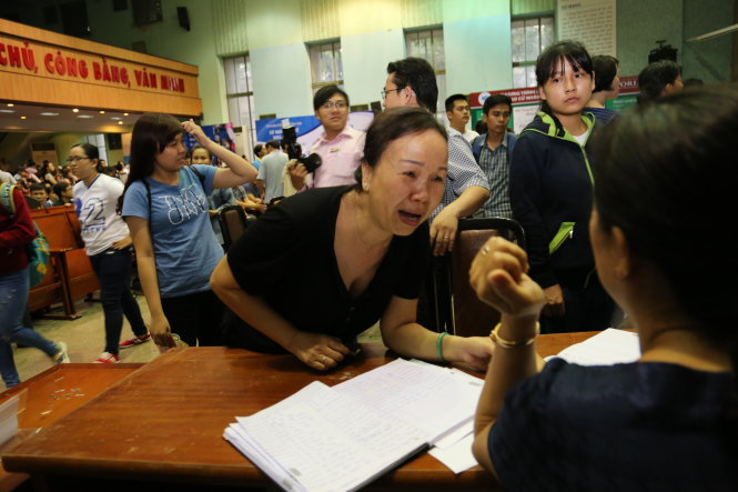 Vietnam's education minister takes responsibility for problematic college admission process