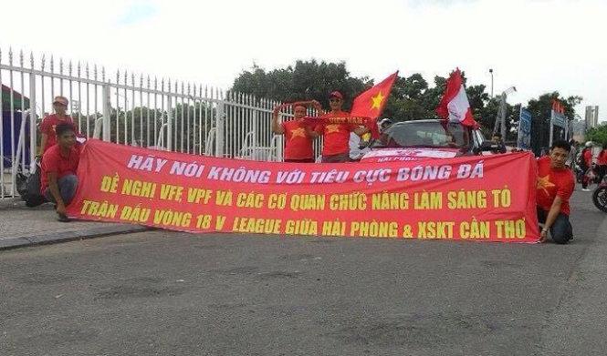 Doubts over Vietnam's top flight V-League 1
