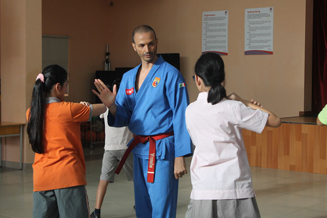 Dedicated practitioners, coaches promote Vietnamese martial art 'Vovinam' globally