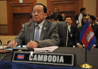 Map used in Cambodia-Vietnam border delineation same as one kept by France: official