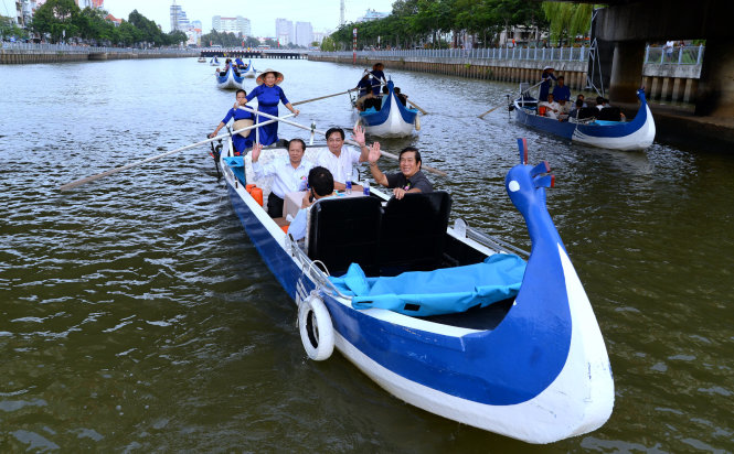Why you shouldn't ignore Ho Chi Minh City's new canal boat tour