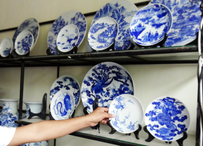 Trading antiques in Vietnam – P1: Tricks to sell fake objects