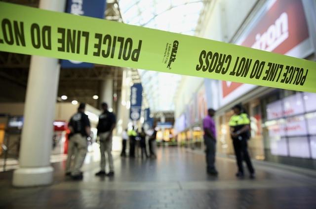Stabbing suspect fatally shot at Washington's Union Station: police