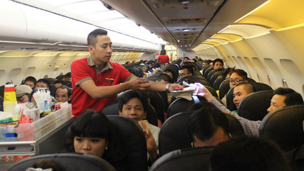 Duty-free shopping to be allowed on Vietnam-bound flights in November