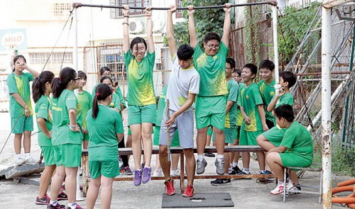 Obesity, abdominal fat rise among Ho Chi Minh City school students