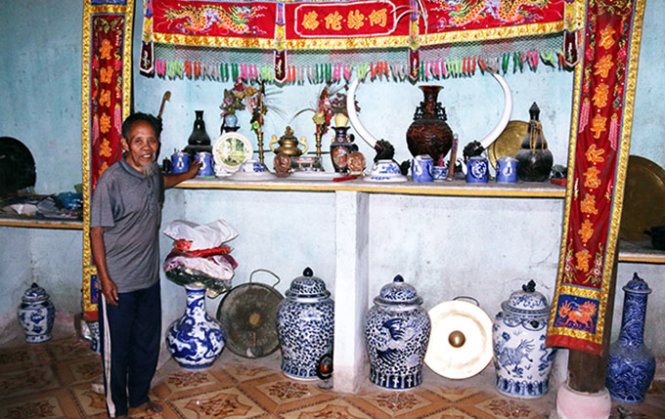 Trading antiques in Vietnam – P2: How to cheat buyers?