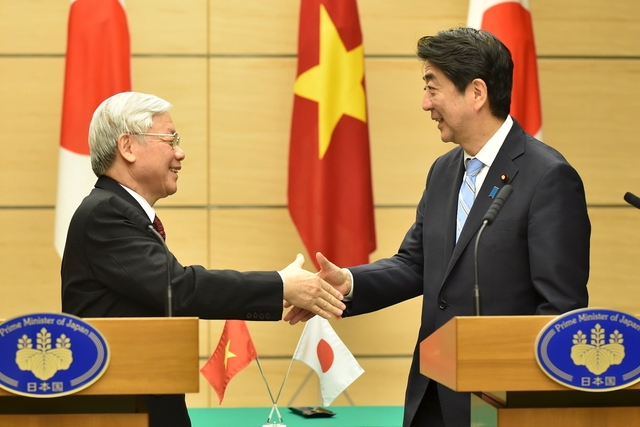 The benefits of deep advancements in Vietnam-Japan relations