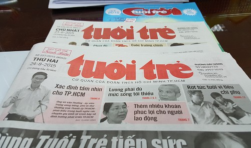 Breakfast @ Tuoi Tre News – September 19