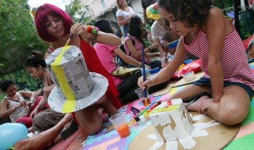 Ho Chi Minh City abounds with creative art space, charity groups