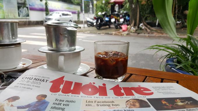 Breakfast @ Tuoi Tre News – December 12