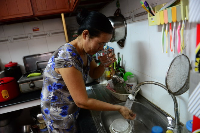 Tap water in Ho Chi Minh City fails to meet chlorine standards