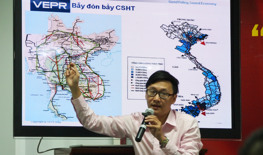 China's transport infrastructure initiative to have bad impact on Vietnam's plan: expert