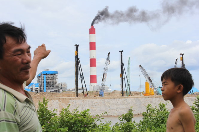Coal-powered thermoelectricity plants a 'serial killer' in Vietnam