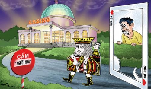 Vietnam's casino revenue tops $61mn in 2014: report