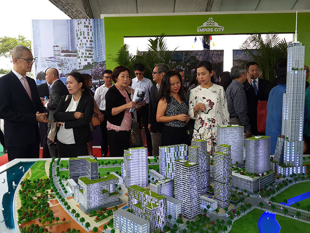 Work starts on $1.2bn complex, featuring 86-story tower, in Ho Chi Minh City