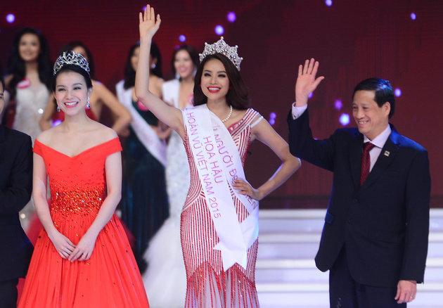 Miss World Sport runner-up named Miss Universe Vietnam
