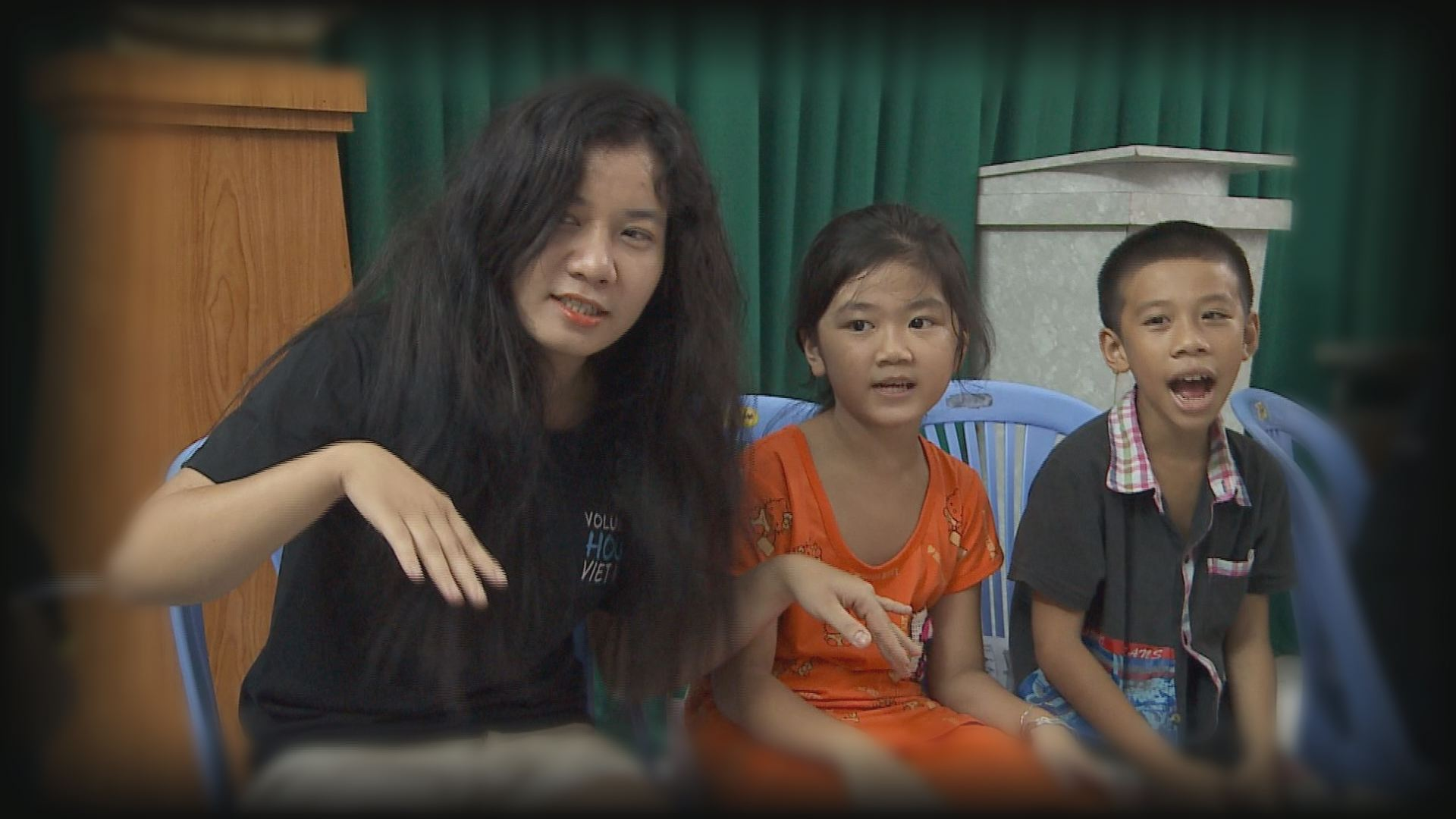 From traveling to running free-of-charge English teaching project