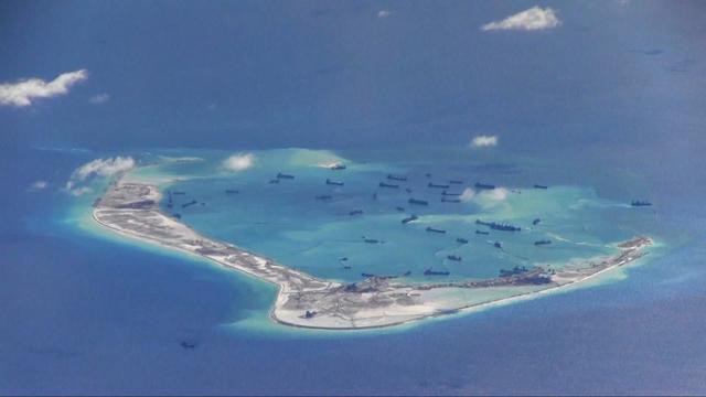U.S. Navy plans two or more patrols in East Vietnam Sea per quarter