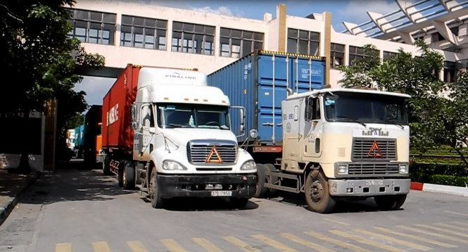 Vietnam shortens time for granting licenses for Cambodia-bound transporters