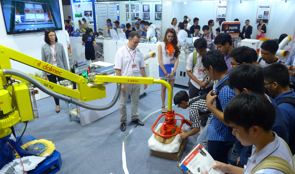Demand for support industry in southern Vietnam picks up over increased FDI inflows