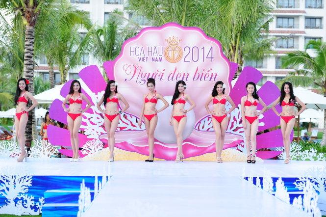 To bikini or not bikini on Vietnam beaches?