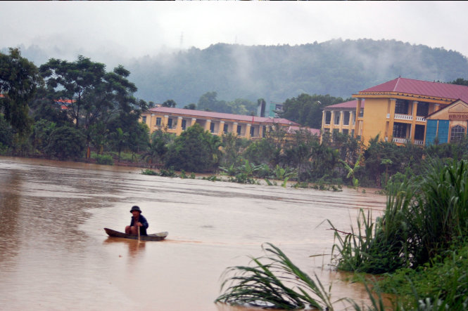 Vietnam gets inundated as China discharges reservoir water