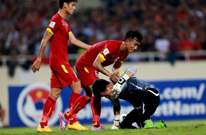 Toothless Vietnam concede World Cup qualifier against Thailand