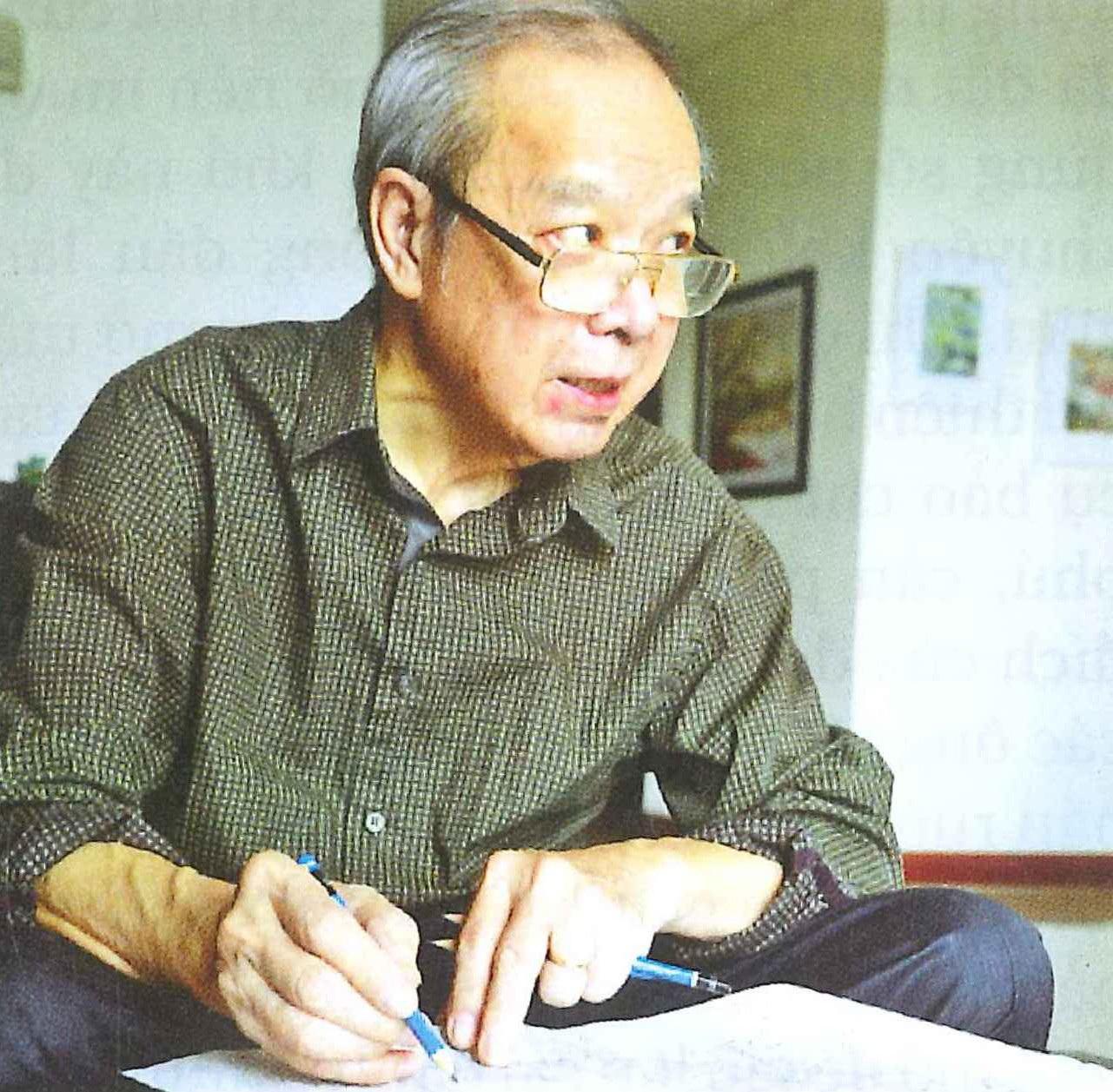 Overseas Vietnamese artist running 'negative painting' exhibit in homeland
