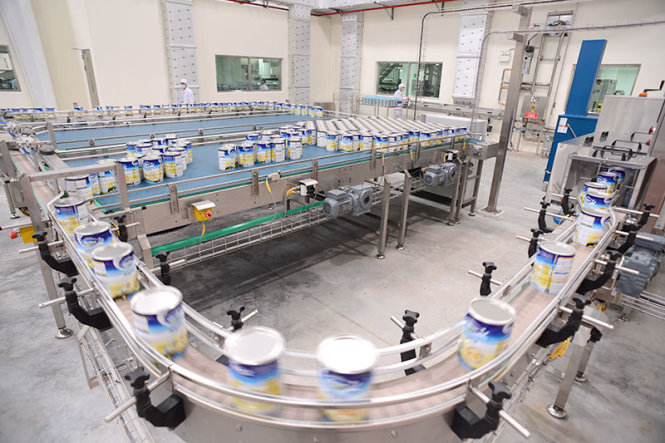 Vietnam's Vinamilk shares jump on $4 bln stake offer report, F&N says no formal approach