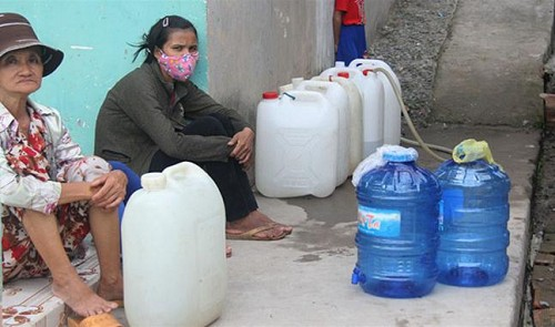 Ho Chi Minh City to cut water supply for 8 hours this weekend