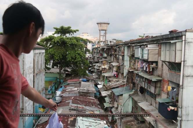 Living with tumble threat in Ho Chi Minh City apartments