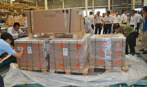 Turkish Airlines fined over shipment of 144,000 blanks to Vietnam